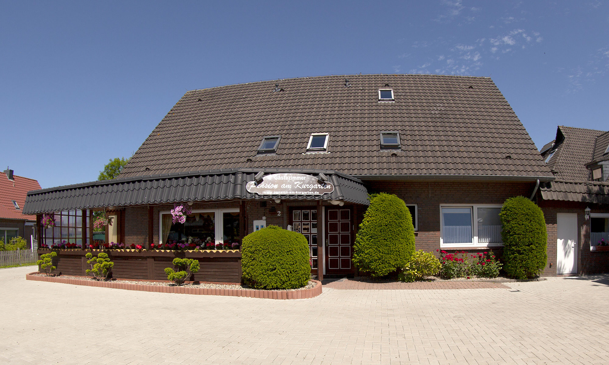 Hotel-Pension am Kurgarten